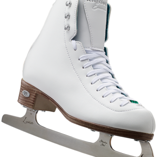 Riedell 19 Emerald Ice Skates