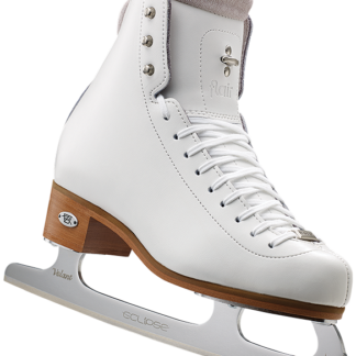 Riedell 910 Flair Ice Skates with Cosmos Blade